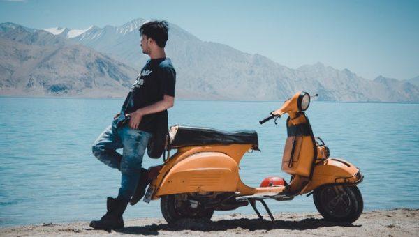 De elektrische scooter wordt de laatste jaren steeds populairder